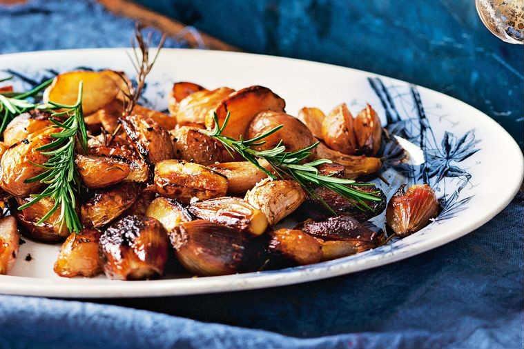 Acrylamide roast-potatoes