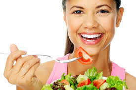 """How to Eat Healthy without """"Dieting"""