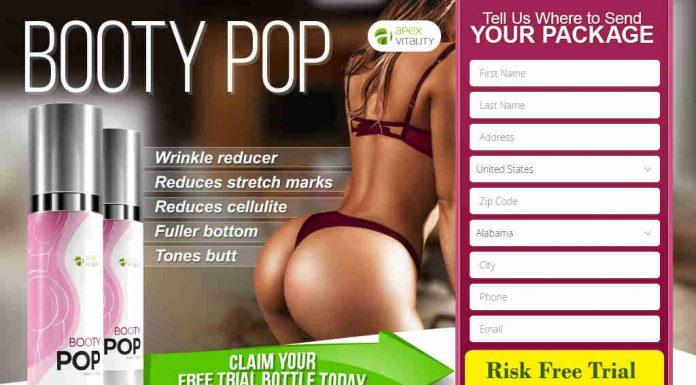 Apex Vitality Booty Pop Reviews