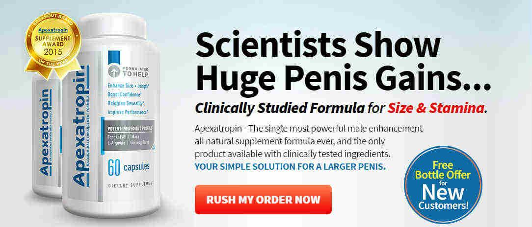 Apexatropin Reviews: Male Enhancement Pills