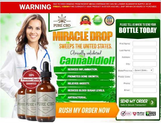Claim Your Free CBD Cannabis Oil Sample, Pure CBD Free Trial