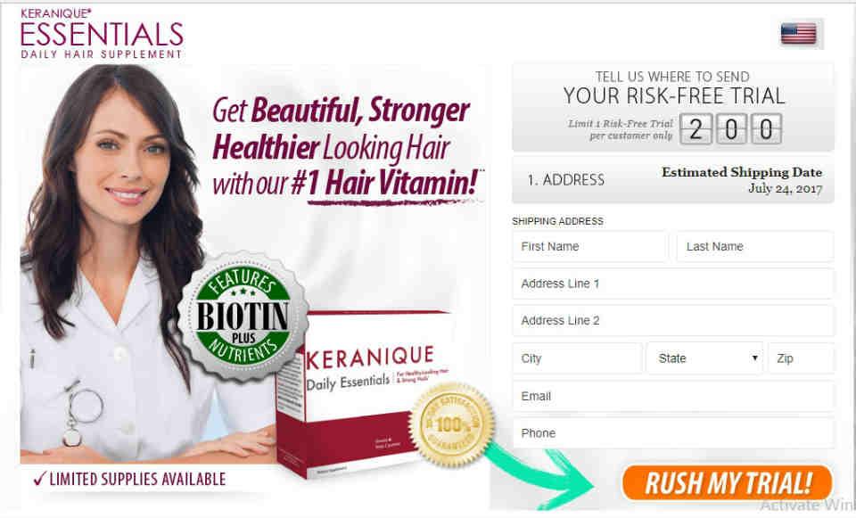Keranique Hair Regrowth Treatment Reviews