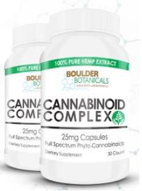 Cancer Treatment : Cannabinoid Complex