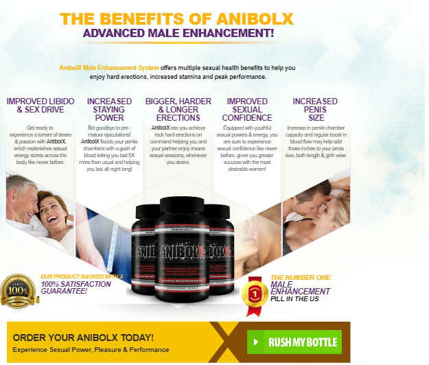 AnibolX Male Enhancement