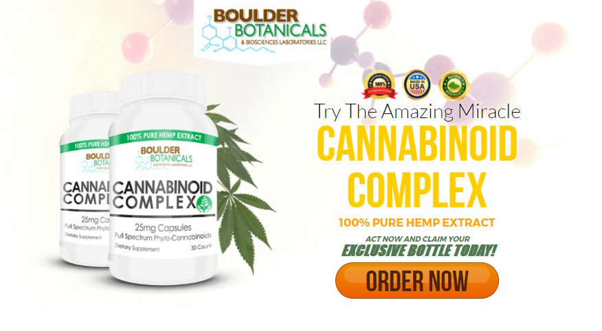 CANNABINOIDS EFFECTS : Cannabanoid Complex