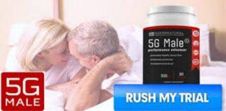 Best Male Enhancement Supplement : 5G Male Plus
