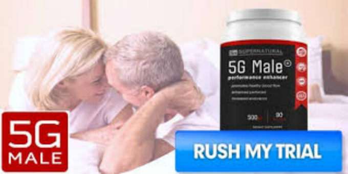 Best Male Enhancement Supplement : 5G Male