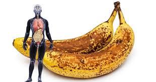Eat Banana Black Spots