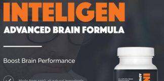 Inteligen Advanced brain Formula Review