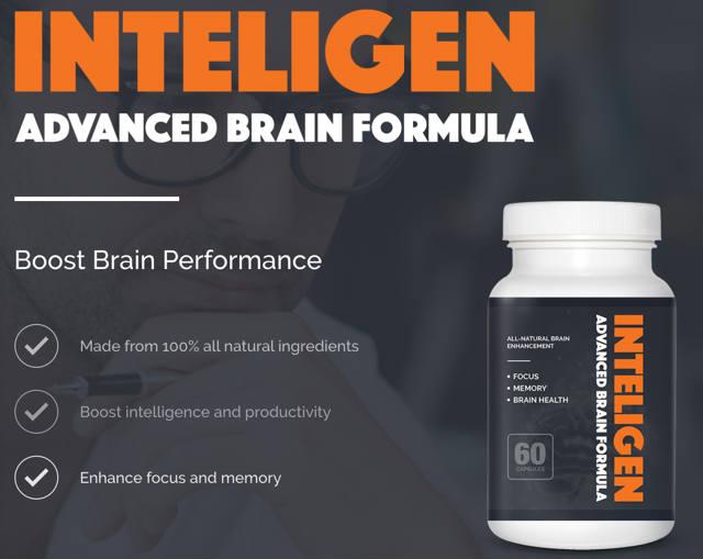 Inteligen Brain Booster