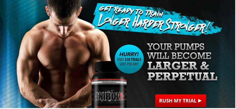 Best Muscle Growth Supplements : AnibolX
