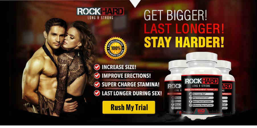 RockHard Long & Strong Review :