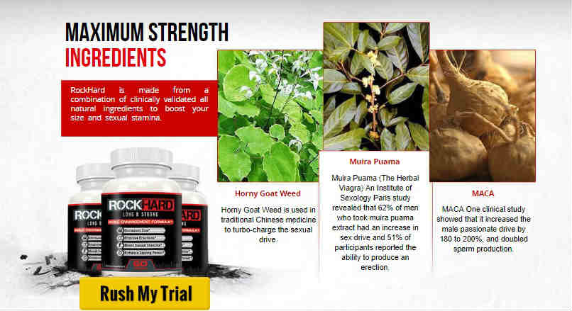 Long And Strong Enhancement Pills