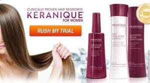 Keranique Ingredients : Natural Hair