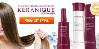 Keranique Ingredients : Natural Hair
