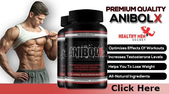 Growth Hormone Supplements : Anibolx
