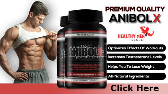 Growth Hormone Supplements : Anibolx