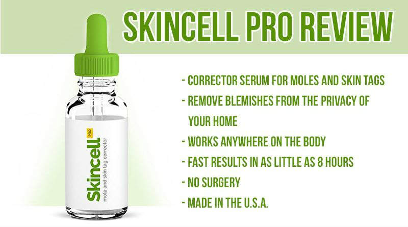 Best Skin Tag Remover : Skincell Pro