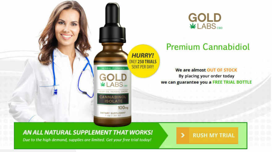 Gold-Labs-CBD OIL