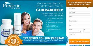 Procerin Review – Male Hair Loss