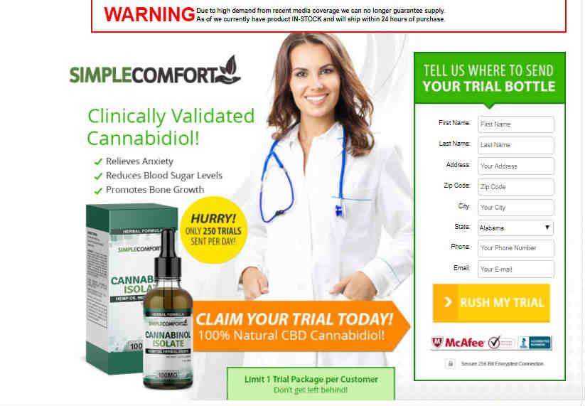 CBD Free Sample