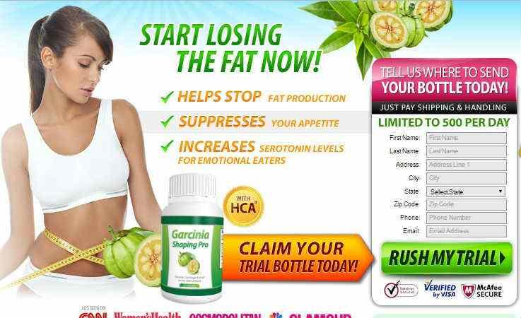 Garcinia Slim Ingredients : Read This SHOCKING Slim Cleanse Review