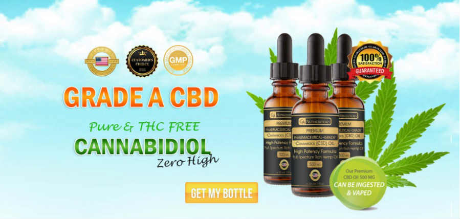 High Grade CBD Oil,