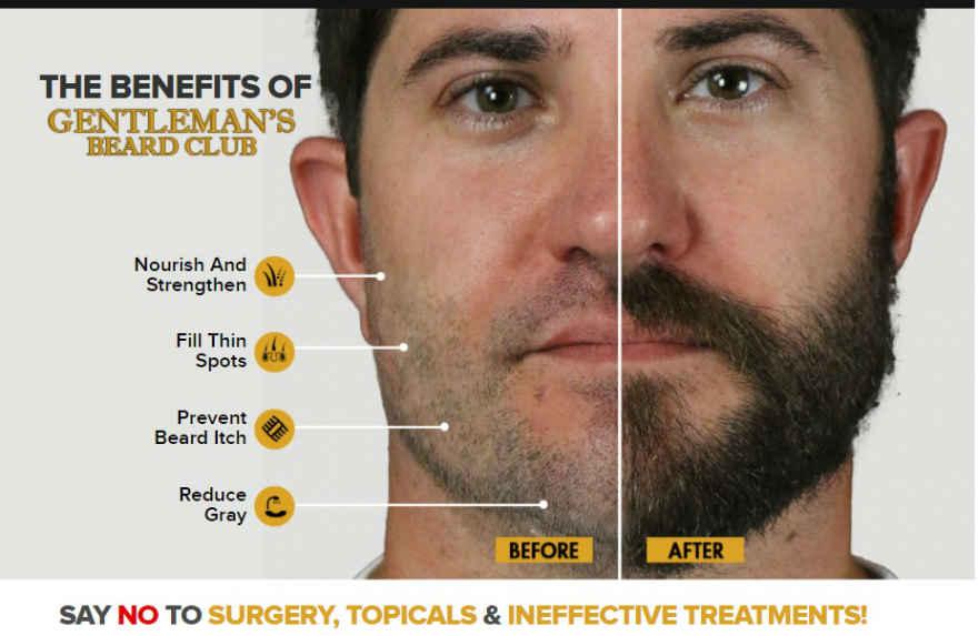 Gentleman's Beard Club Review