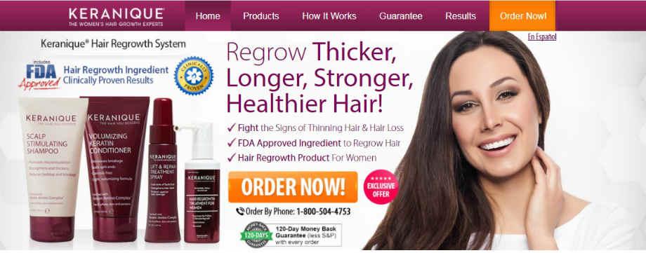 Keranique-Hair