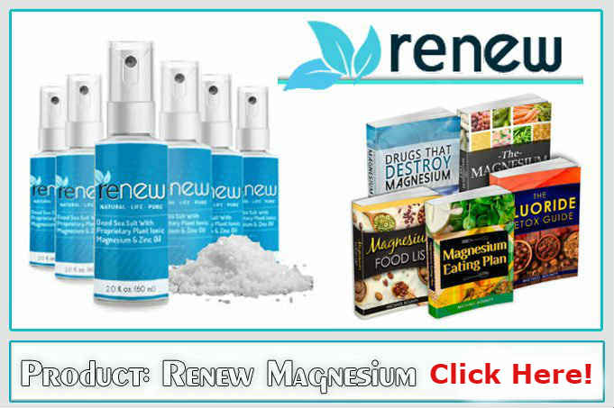 Renew Magnesium Reviews - renew dead sea