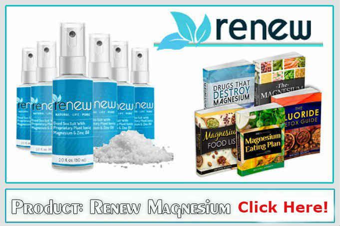 Renew Magnesium Reviews - renew dead sea