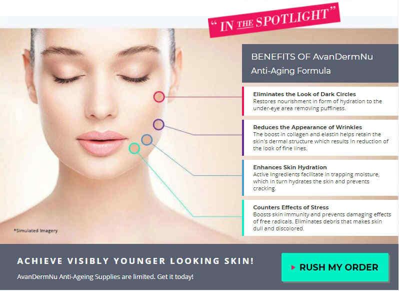 Anti Aging Serum Plus