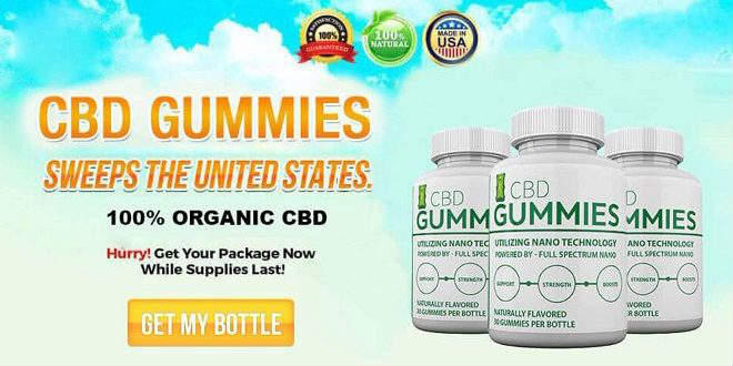 Gummies all'olio di CBD