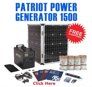 Patriot Power Generator
