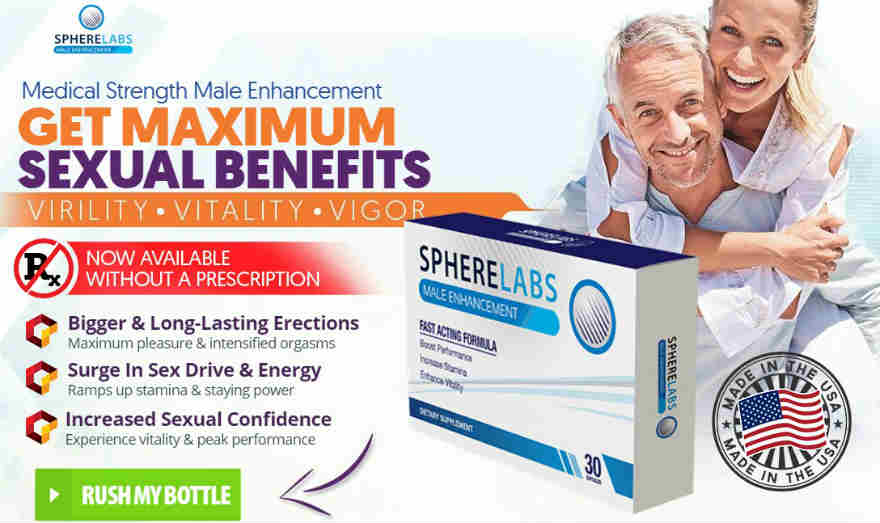Sphere Labs Male Enhancement