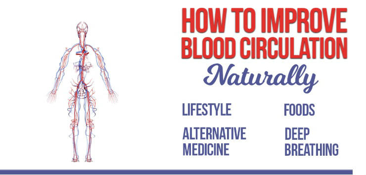 How To Improve Blood Circulation