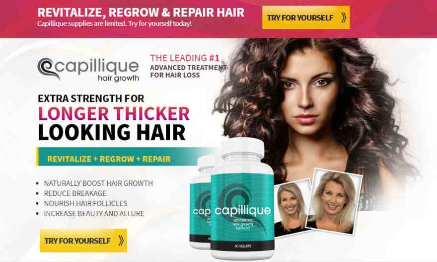 Capilique Reviews - Capillique Review