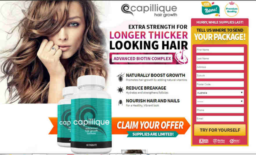 Capilique Review, Capillique Review