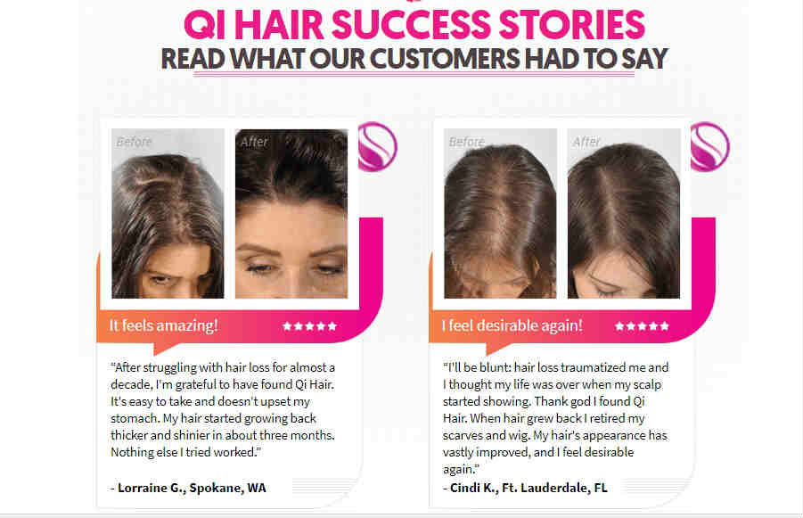Qi Hair Growth Review