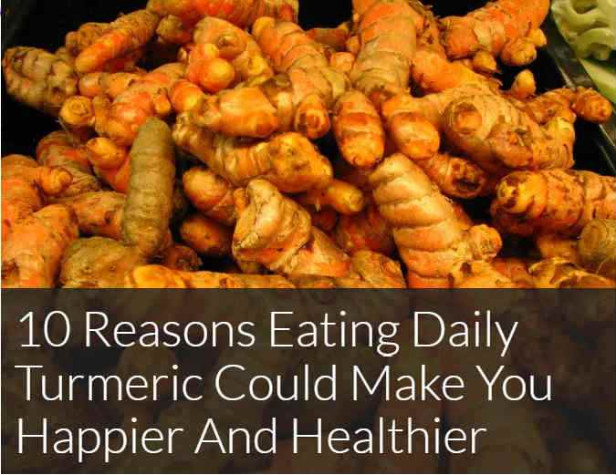 Turmeric : Science-Backed Reasons Why You Should Use Turmeric Daily - Juicing