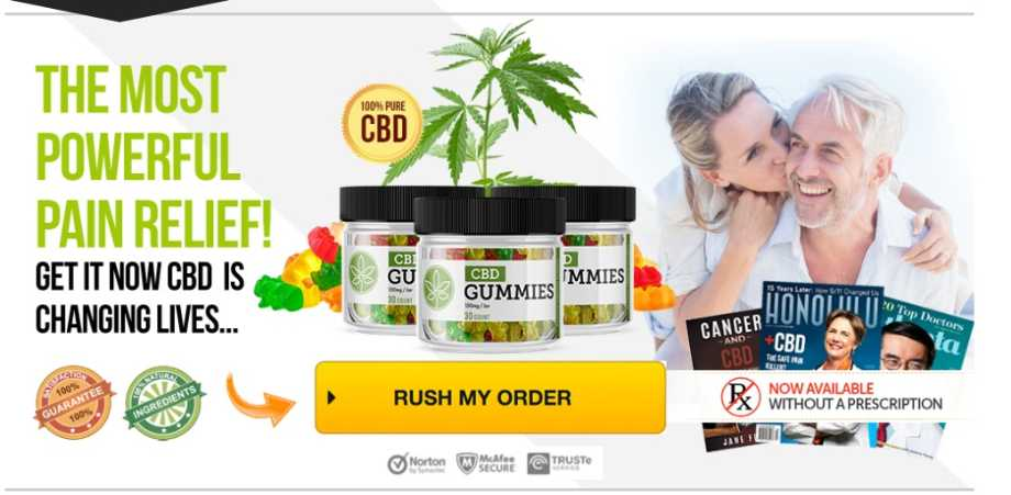 CBD Gummies For Pain : Does CBD Gummies Work For Chronic Pain?