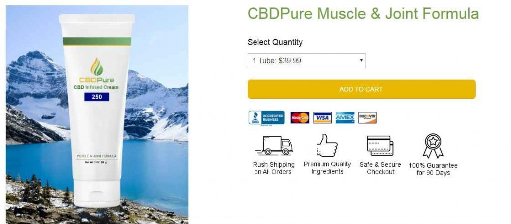 CBD Rub For Pain : The Best CBD Cream For Pain In 2020