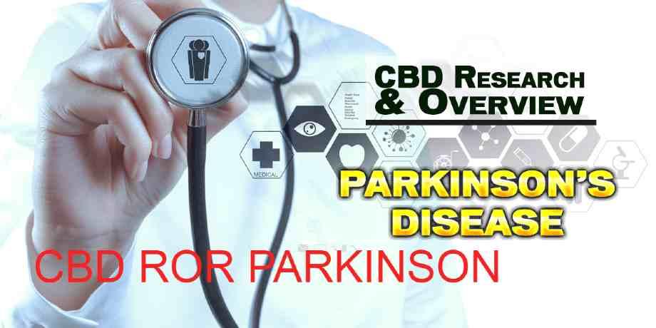 CBD For Parkinson Treatment : Does It Help Parkinson's Tremors