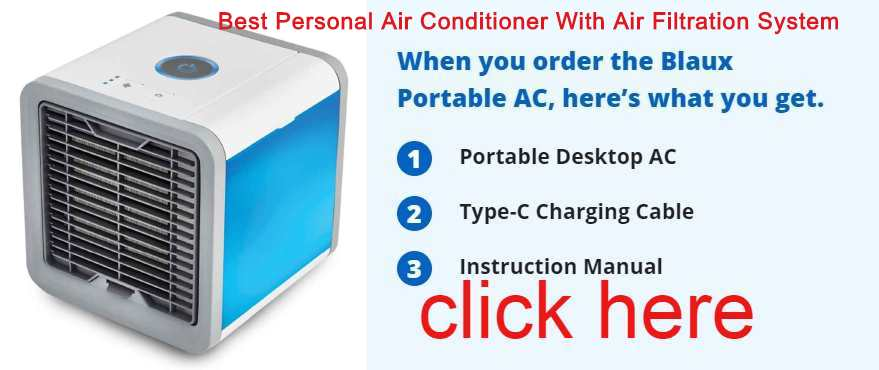 Blaux Portable AC Reviews : Best Portable Air Conditioner Buying Guide