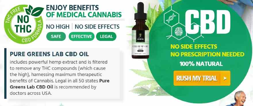 GREEN LEAVE CBD oil